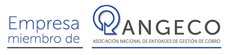 Logo empresa miembro de ANGECO: Asociación Nacional de Entidades de Gestión de Cobro